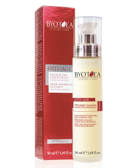 Byotea Luxury Care ANTI-AGE koncentrovaný filler proti vráskám s KH 50ml